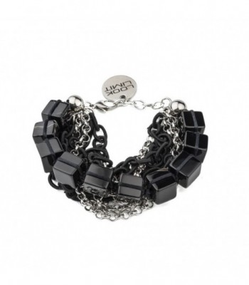 SHOCK  IN BLACK (Pulsera) (Exclusivo)