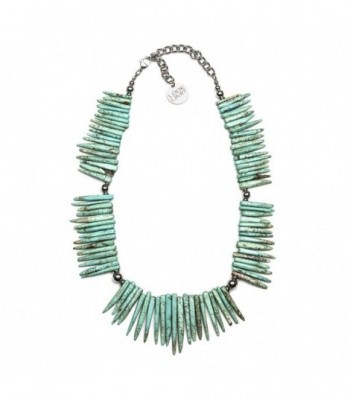 INUSUAL - TURQUOIS (Necklace)