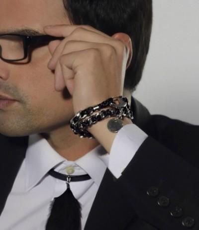 DENVER BLACK (Bracelet)