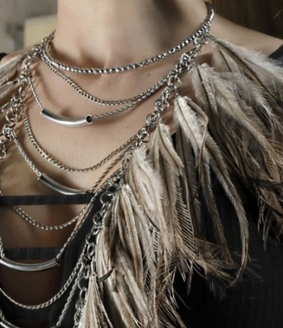 SILKY (Necklace)