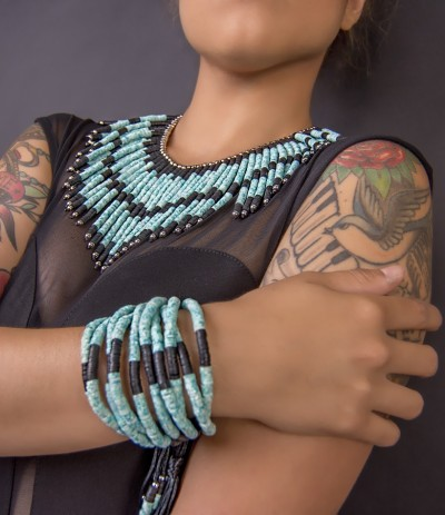 INSOLENCE - TURQUOISE (Bracelet) (Exclusive)