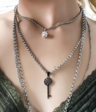 SECRET KEY (Collar)