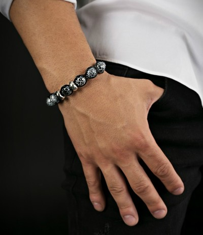 DIRECTION (SHAMBALLA BRACELET)