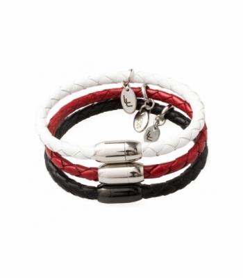 STREET BASIC RED (Bracelet)