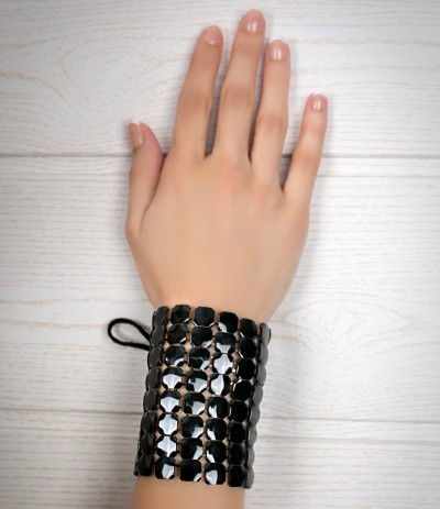 SIREN BLACK (BANGLE)