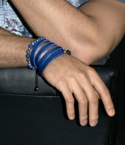 BLUE VIBES (DÚO PULSERAS)
